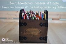Homeschool / by Alison