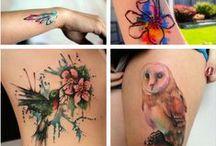 Tattoos / by Stephanie Marie