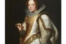 1600 - 1650  Jacobean - Louis XIII - Baroque / Fashion and Costumes 1600-1650 / by Angela Mombers