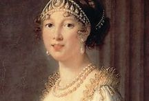 1800 - 1830 Empire - Recency - Restoration / Fashion and Costumes French Empire & Regency Era 1800-1830 / by Angela Mombers
