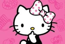 Hello Kitty!!! / by Cheryl Bertram