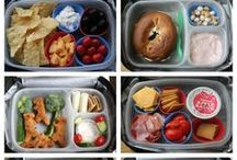 Lunch Box Inspiration / by Nicola MacIntyre