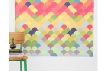 Painted walls! / by Kate Sunley