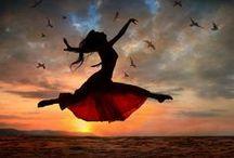 Ballet ♥ Dance / by Brie Kristine