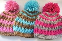 Yarn ideas / by Tawnya Myers