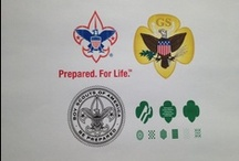 Scouting and Camping / BSA, GSA and camping / by Melanie Marino Spindler