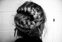 Hair / Pretty hairs. / by Lauren Choi