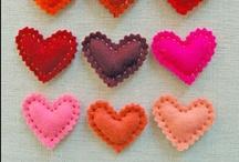 Valentines / by Karin Jordan {Leigh Laurel Studios}