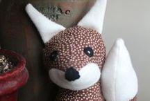 Foxy / by Karin Jordan {Leigh Laurel Studios}