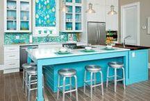 Kitchen Design / by Carmen @ The Decorating Diva, LLC