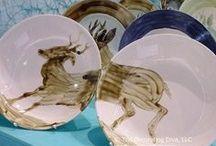 Ceramics & Pottery / by Carmen @ The Decorating Diva, LLC