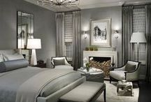 Silver | Metal Color Inspiration  / Cool, elegant, and always sophisticated. Silver adds classic glamour. / by Carmen @ The Decorating Diva, LLC