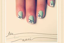 Nails / by Becca Luch