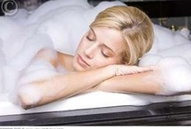 Bath products and home spa treatments / by Barbara of RM