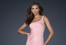 Pink Dresses / Want to look pretty in pink for your next occasion? DressEmpire has a wide range of extremely feminine pink gowns and dresses in stock.