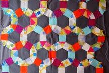 Quilt inspirations / Quilting, quilt blocks, tutorials, and inspiration.  / by Janel Jasper