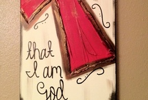 Be still and know that I am God. / by Elinor Dashwood