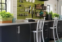 HOME - Garage Organization / by Jenny Lynn