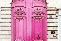 [ the doors ] / by Sarah