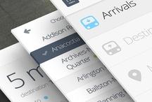 GUI / User Interface Design / by Joachim Hummel