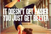 Fitness Quotes / by Carey Cronin