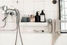 b a t h / Bathroom designs I like. / by Lisa Fontaine