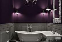 Bathrooms / by Linda Hutchinson
