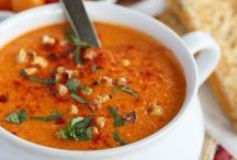 FOOD! - Soup, Stew, and Chili Edition, Vol. One / by Cassie Carter