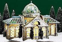 Dickens' Christmas Village (Dept. 56) WANT / by Debra Clymer
