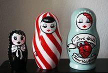 jars decor etc.. / by Nicole Limbasuta Wright