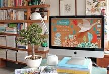 Office Space / by Debbie Miller