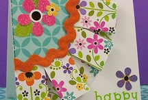 Cards, Tags, Envelopes and Gift-wrap for All Occasions / Card Inspiration / by Bert Duplantis