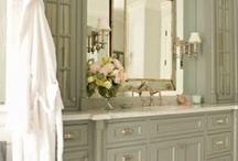 bathrooms / by Sherrie Hall
