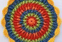Crochet Housewares / by Linda Turnage