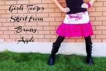 Girls Clothing Ideas / by Bonnie