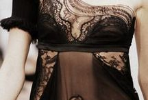 lace / by xs