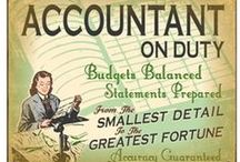 Accounting / by Rachel Sirois