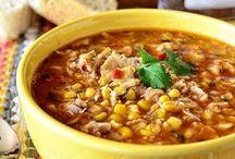 Foodie - Soups, Chilis, Stews / by Kathleen Jones-Monte