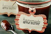 Foodie - Butter, Jams, and Spreads / by Kathleen Jones-Monte