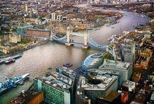 I LOVE London! / by Winston