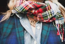 Pretty in Plaid / by Andrea Ryall