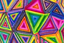 Generative - 1*  / Mathematical / Computational  Art & Fractals (No New Pins) / Please follow Generative - 2  / Mathematical / Computational  Art & Fractals for new pins.  Thanks. / by J. Kin