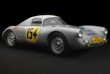 Porsche / by Randy Cotton