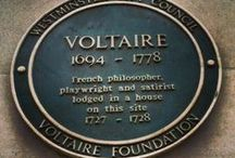 I'll defend to the death your right to say it. Aka why Voltaire is the bestest ever evs / by Rachel Felt