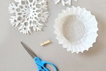 Paper Art/Craft - 3 / I am pinning items here that catch my eye for inspiration.  So pins may exclude patterns/directions on how to make them. / by J. Kin