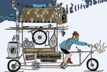 EC Artist Tony DeBoom Free-Lance Work / by Endurance Conspiracy