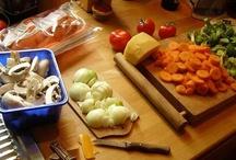in the kitchen / by ella jane