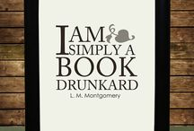 The bookworm's place..... / Books I've read and quotes I like.... / by Crystal Waugh