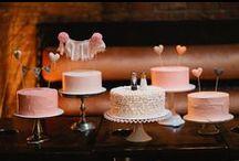 A little wedding cake / by Rachel Lewis