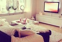 Apartment Decor / by Rachel Hayes
